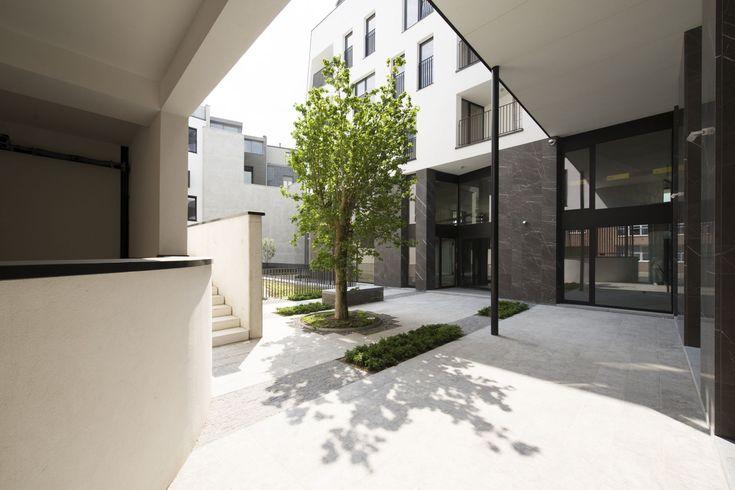 Gallery of Apartments Jordaenskaai Antwerp / Crepain Binst Architecture - 2