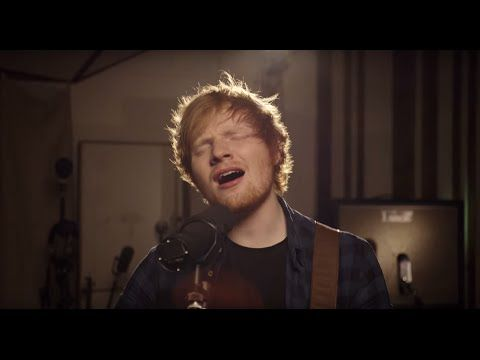 Here's an acoustic performance of 'Thinking Out Loud'. See Ed dance in the official video here: http://youtu.be/lp-EO5I60KA Subscribe to my channel: http://b...