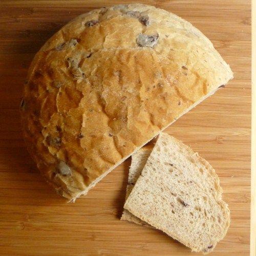 Olive, Rosemary and Feta Bread