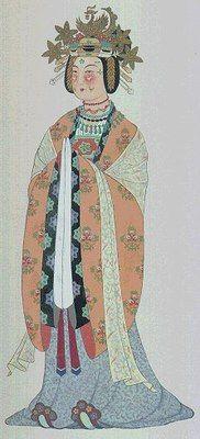 The Tang Dynasty  China