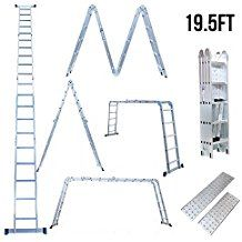 Multipurpose Folding Ladders