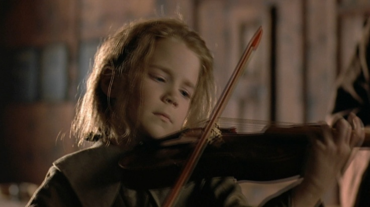 The Red Violin - love this movie