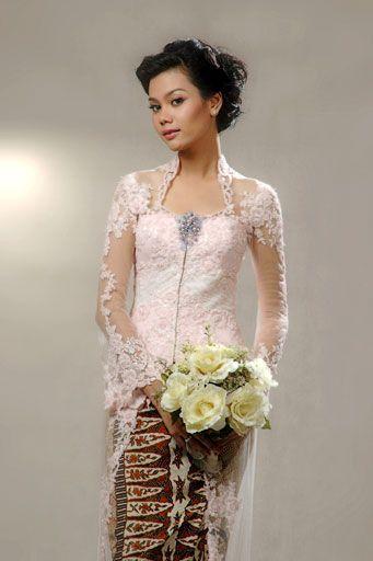 baju pengantin muslim dan model kebaya pengantin modern