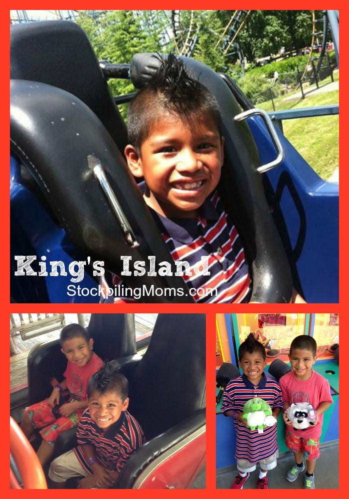 Tips for how to save money when you Visit Kings Island, Cincinnati, OH