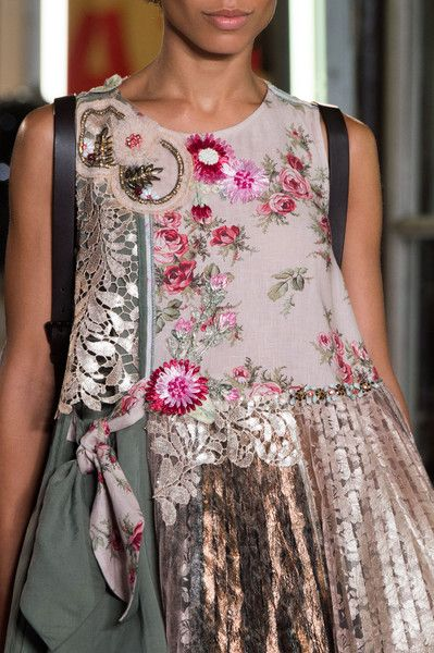 Antonio Marras at Milan Fashion Week Spring 2017 - Details Runway Photos