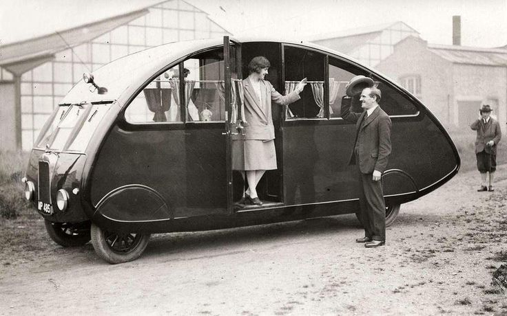 1927 Camping Car