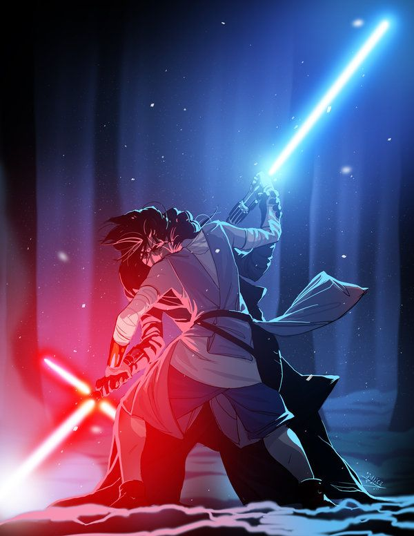 The Force is calling to you... by vashperado on DeviantArt