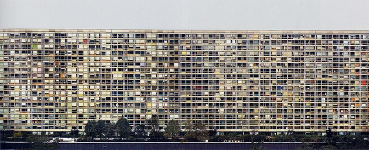 Paris Montparnasse, 1993, by Andreas Gursky.