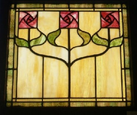 125 Best Images About Stained Glass Mackintosh Style On