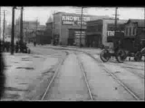 Early Vancouver, an early 1900 street film of what is now downtown Vancouver.