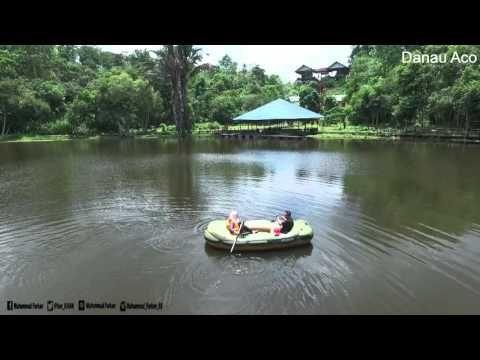 Danau Aco Wisata Air Tersembunyi di Kalimantan Timur - Kalimantan Timur