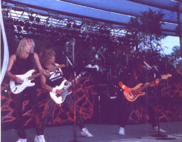 Accept Live in San Antonio TX July 12, 1989