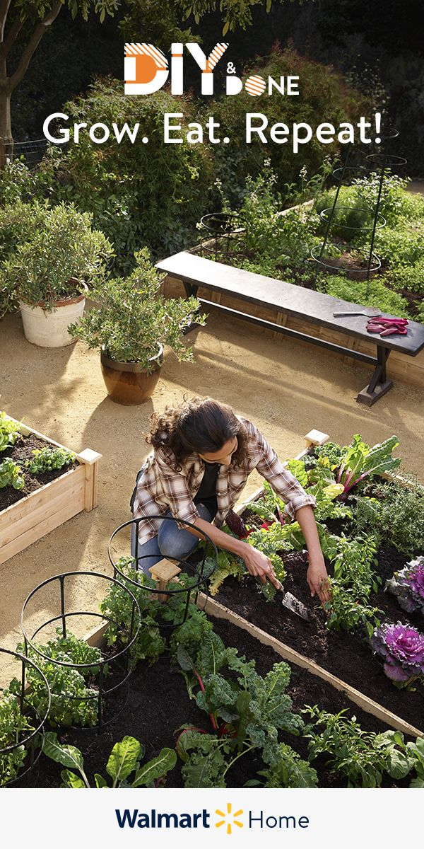 Create A Sustainable Garden Fast Affordably Shop The Planters