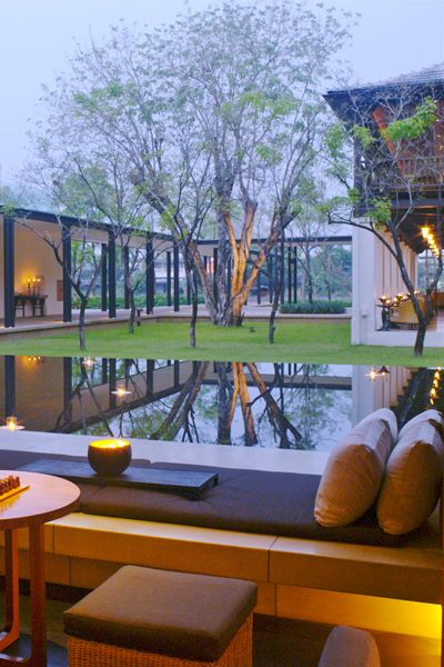 The former grounds of the British Consulate now house Chiang Mai's finest waterfront hotel, The Chedi. A true oasis with rooms and suites furnished in an eclectic mix of traditional styles and sleek modern lines, it's a #Fodors100 Hotel Awards winner in the Creative Conversions category.