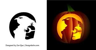 Image result for pumpkin carving stencils