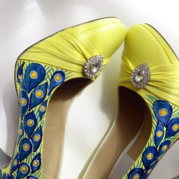 1000  ideas about Yellow High Heels on Pinterest | Beautiful shoes