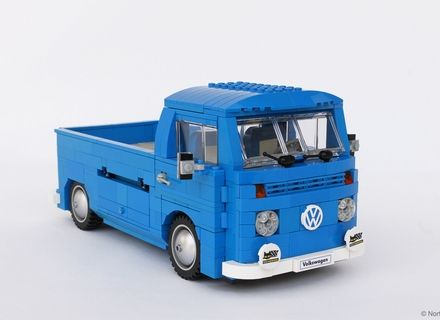 "LEGO Ideas - VOLKSWAGEN T2 BAY - ""SURFER PICK-UP"""