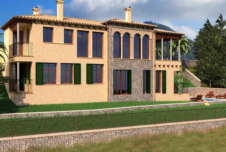 An awesome Virtual Reality pic! #galilea #mallorca #3d #3dsmax #infografías #virtualreality #arquitectura #design #baleares by 3drender_josebravo check us out: http://bit.ly/1KyLetq