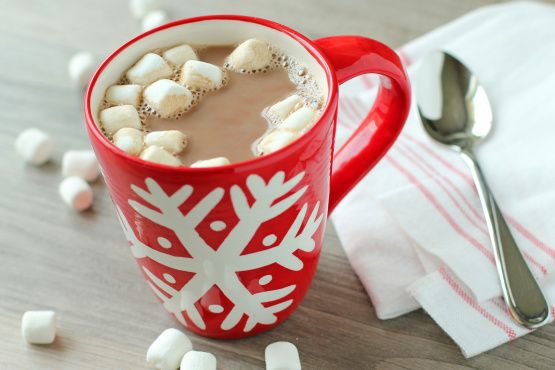 Make and share this Perfectly Chocolate Hershey's Hot Cocoa recipe from Food.com.