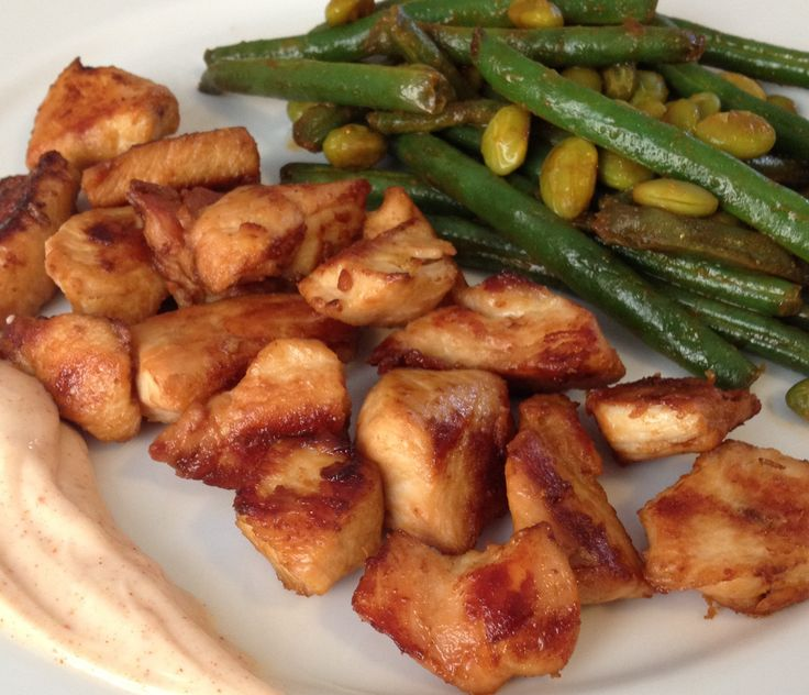 Healthy Hibachi Chicken w/ YUM YUM Sauce - Powered by @WP Ultimate Recipe