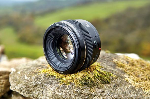 Best budget prime lens: Canon EF 50mm f/1.4 USM £305