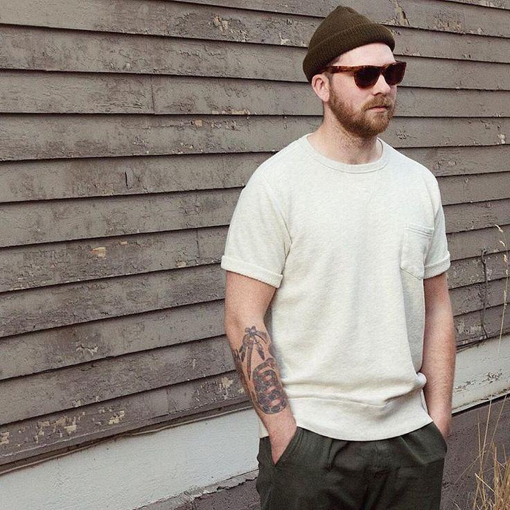 Zafer Dede • shopnorthamerican:   Short sleeve sweatshirts are...