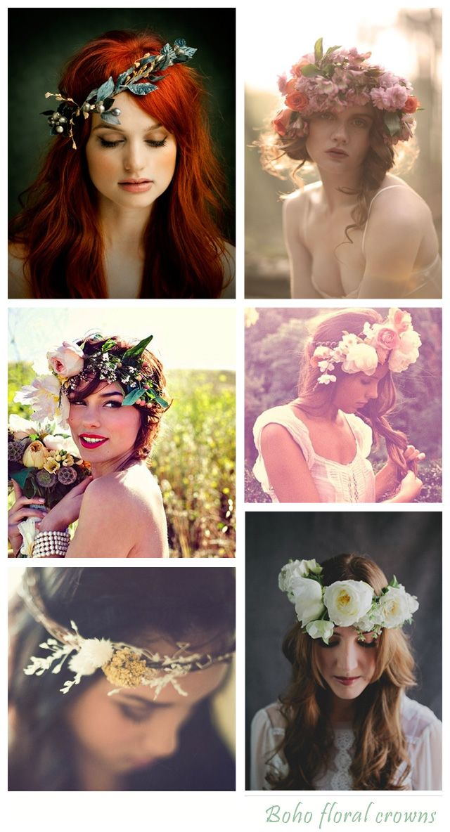 How to have a bohemian {boho chic} wedding