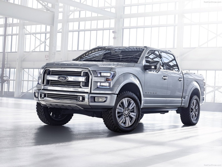 Ford Atlas Concept (2013) -- http://www.netcarshow.com/ford/2013-atlas_concept/
