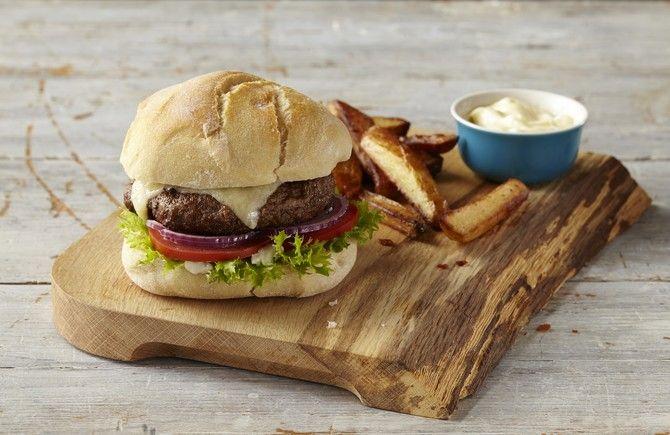 Najlepsza dziesiątka - przepisy na burgery