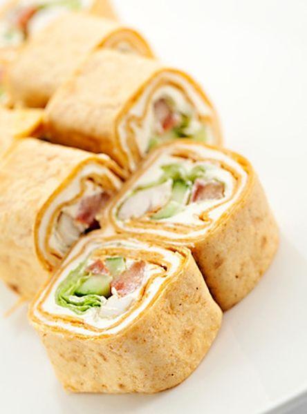 Burrito Maki Sushi