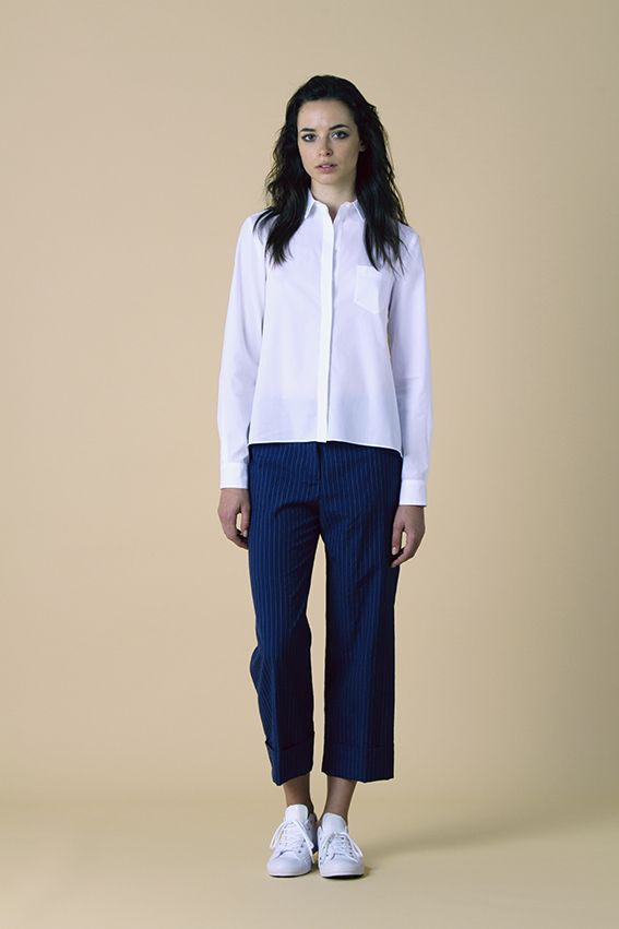 Shirt gaynor pant mable. #SS16 www.quelle2.it
