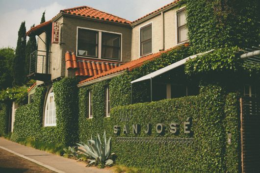 Hotel San Jose | Austin