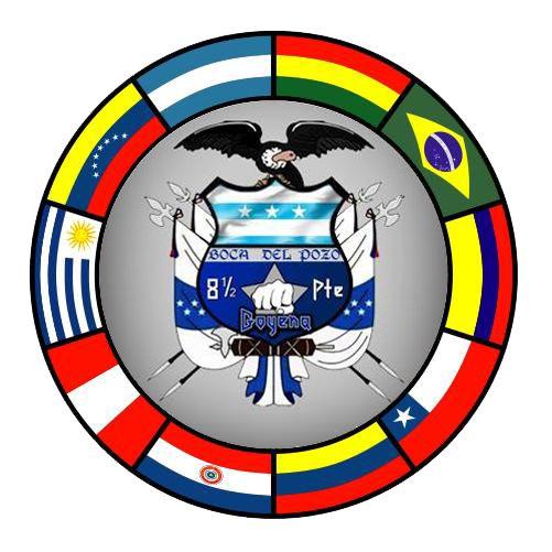 Escudo del grupo/Banderas internacionales