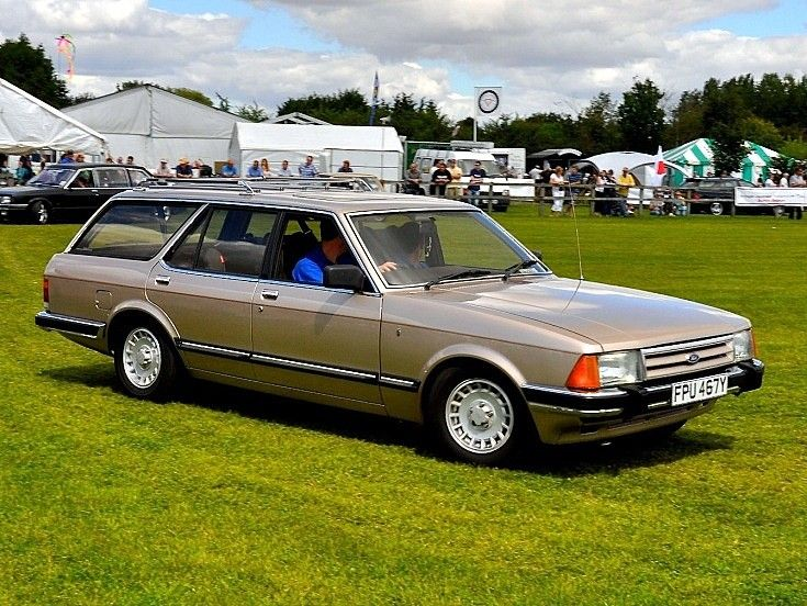 Ford Granada Ghia Estate Mk II