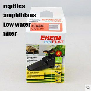 Eheim 2203 for flat mini fish tank built-in mini tortoise filter