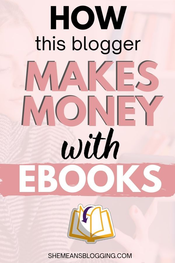 How To Make Money From Selling Ebooks