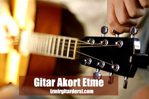 Gitar Nasıl Akort Edilir? http://izmirgitardersi.com/gitar-nasil-akort-edilir/