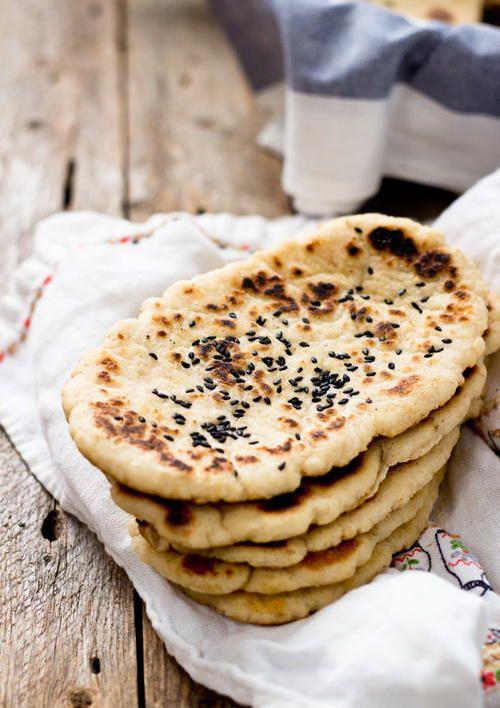 Gluten-Free Naan Bread | FaveGlutenFreeRecipes.com