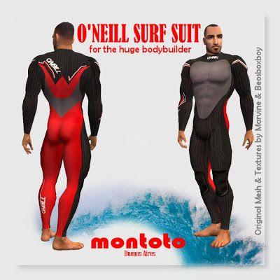 Male-Order Bride: Montoto_SK: HBB Surf Suit