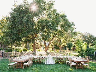 Gardener Ranch Carmel Valley Weddings Monterey area Wedding Venues 93924