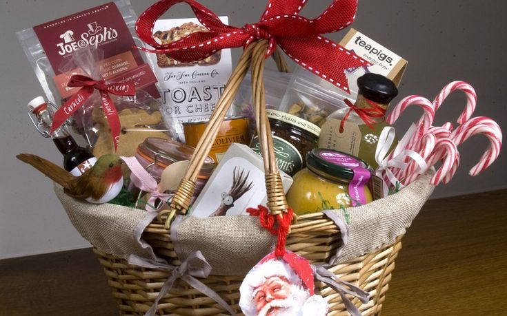 A homemade hamper could be the most thoughtful gift you give this year.   Harriot Lane Fox has tracked down a range of goodies to suit everyone's   tastes.