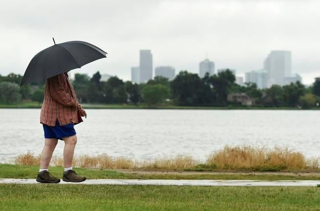 Denver weather forecast calls for Thursday evening thunderstorms and rain
