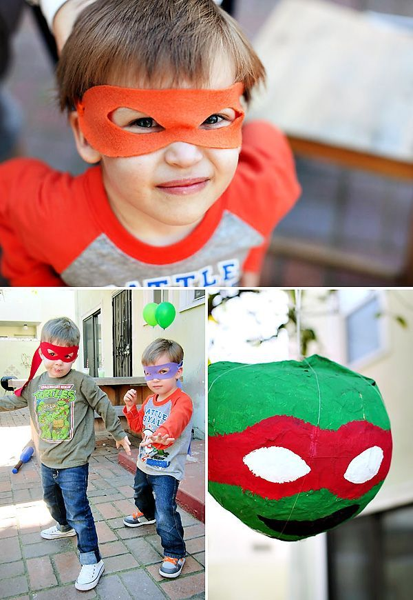 tmnt party ideas | Radical TMNT Party Ideas! | kid parties