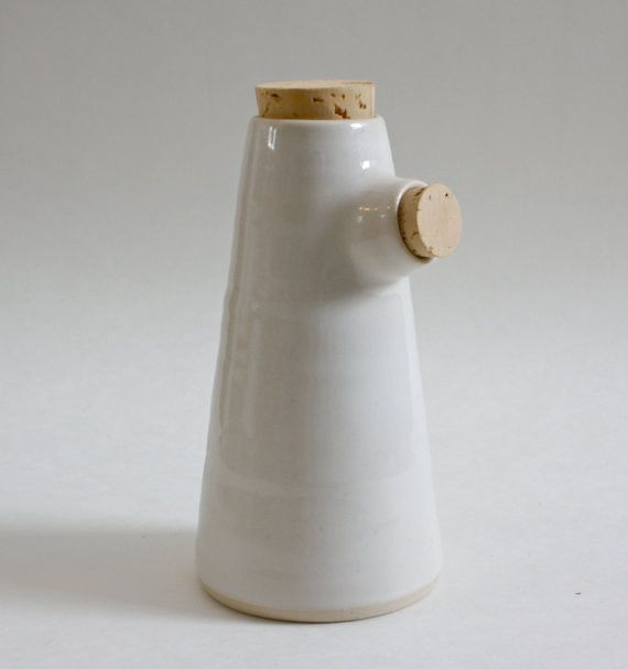 Spout Bottle by STAK Ceramics