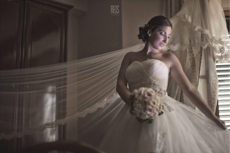 Da tutto lo staff, un augurio alla nostra sposina Filomena Palmiero! ♥ #dday #wedding #matrimonio #oggisposi #amore #insieme #benevento #loveisintheair #weddingdress