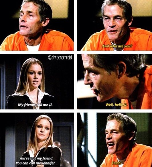 Aj cook criminal minds..that guy played such an excellent guy you love to hate!
