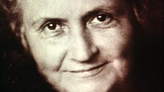 maria montessori - YouTube