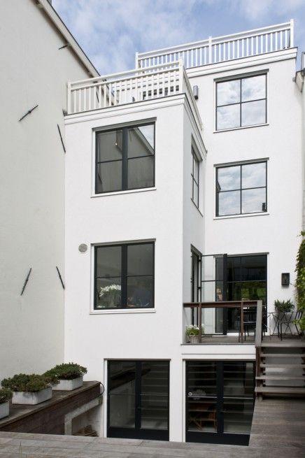 25 beste idee n over droom herenhuis op pinterest herenhuizen luxe droomhuizen en herenhuis - Moulure architectuur ...