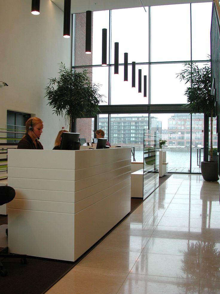 Solong in a row . Reception at Bech Bruun, Copenhagen
