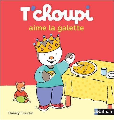 26 best re magi da colorare x i bimbi images on - Tchoupi galette ...
